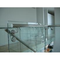 钢化玻璃扶手