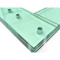 打孔钢化玻璃